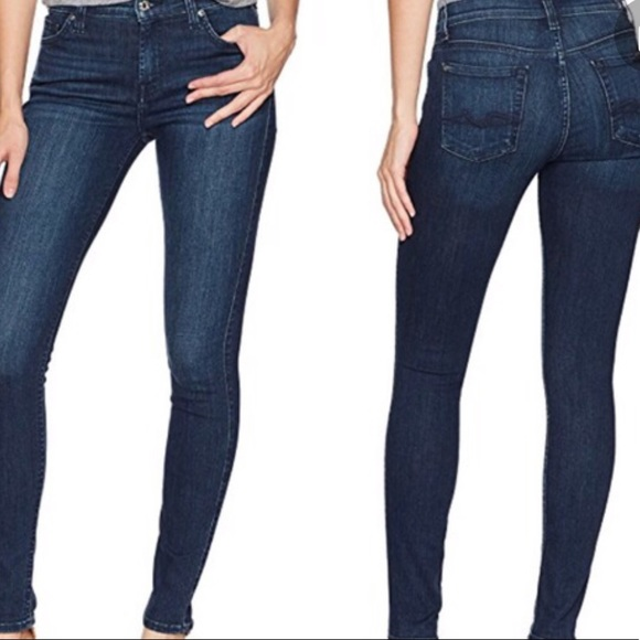 7 For All Mankind - Skinny Jeans size 25